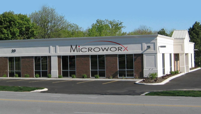 Microworx Building Exterior
