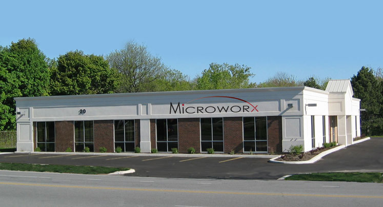 Welcome to the new Microworx Webpage and Blog!