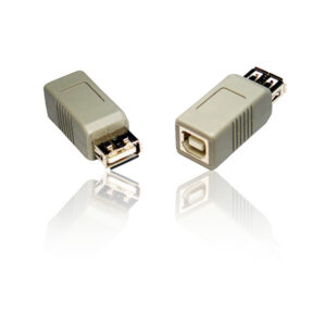 USB Gender Changer A-Female to B-Female