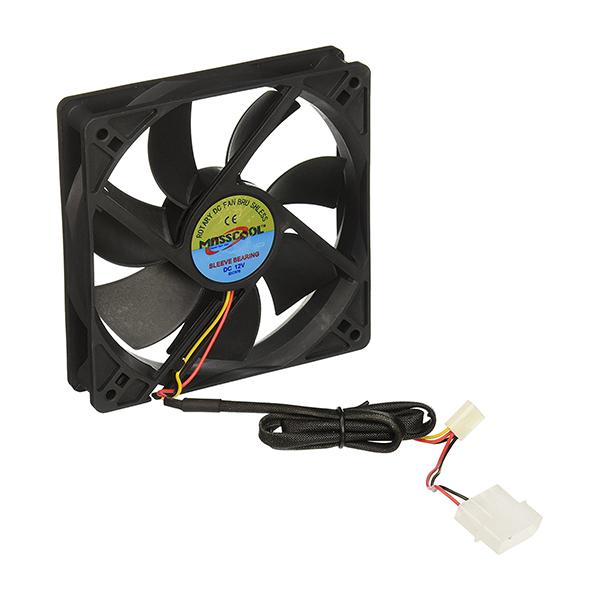 120mm Case Fan, 3/4 pin