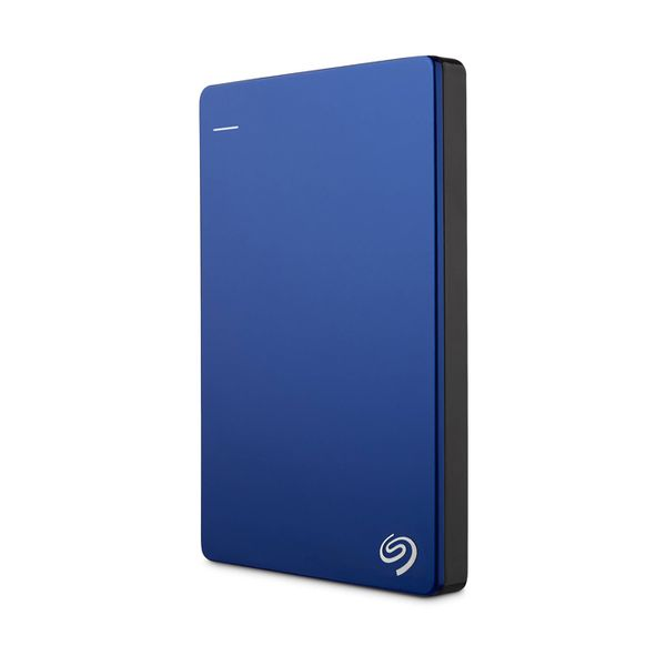 2TB Seagate External Hard Drive USB 3 Blue