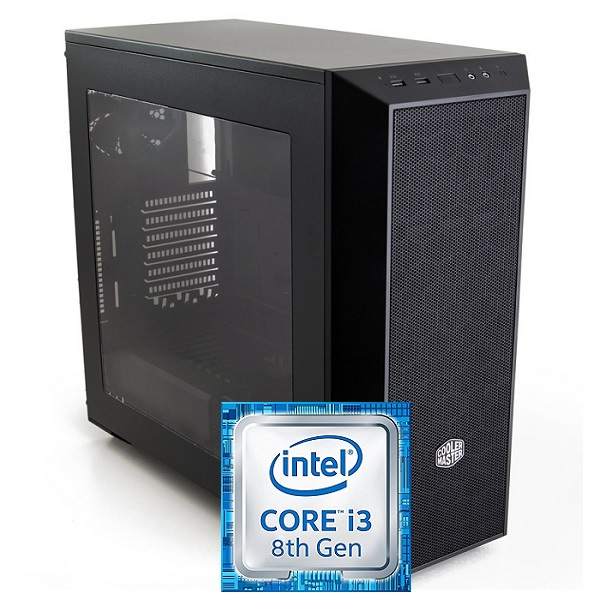 Intermediate Intel Gaming PC