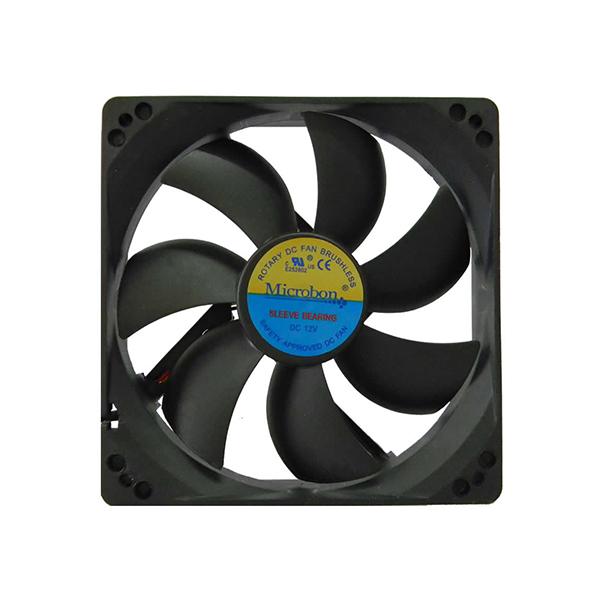 80mm Case Fan, 3/4 connection