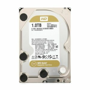 1TB WD RE Gold 128/7200 3.5in Hard Drive