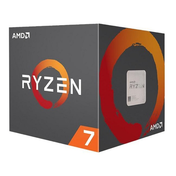 AMD Ryzen 7 2700X 8C 3.7GHz CPU