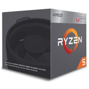 AMD Ryzen 2400G QC 3.6GHz CPU