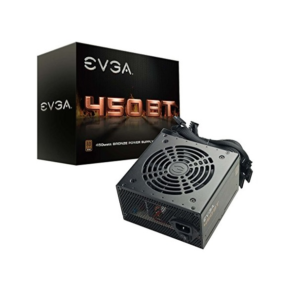 450 Watt EVGA Power Supply