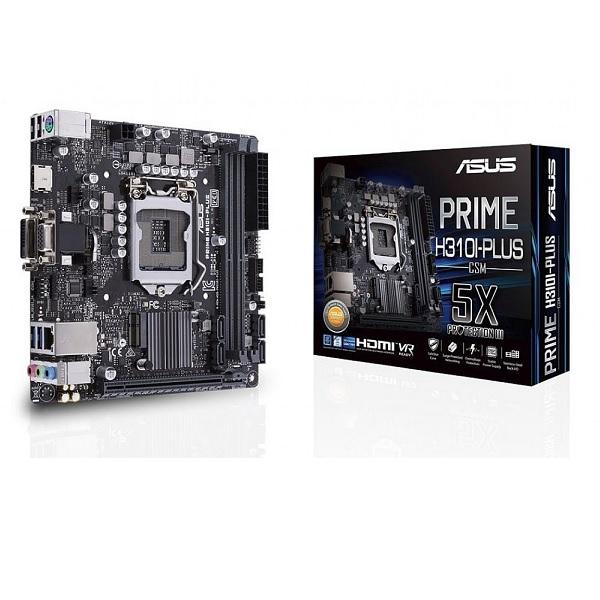 Asus PRIME H310I-PLUS/CSM mITX Motherboard