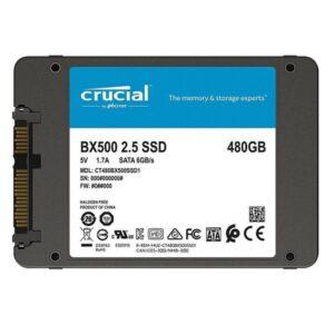 480GB Crucial BX500GB SSD