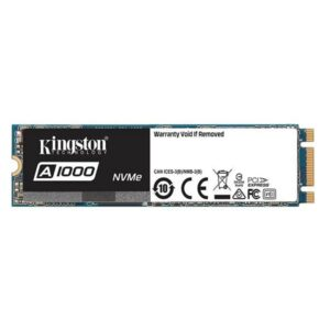 Kingston m.2 NVMe SSD