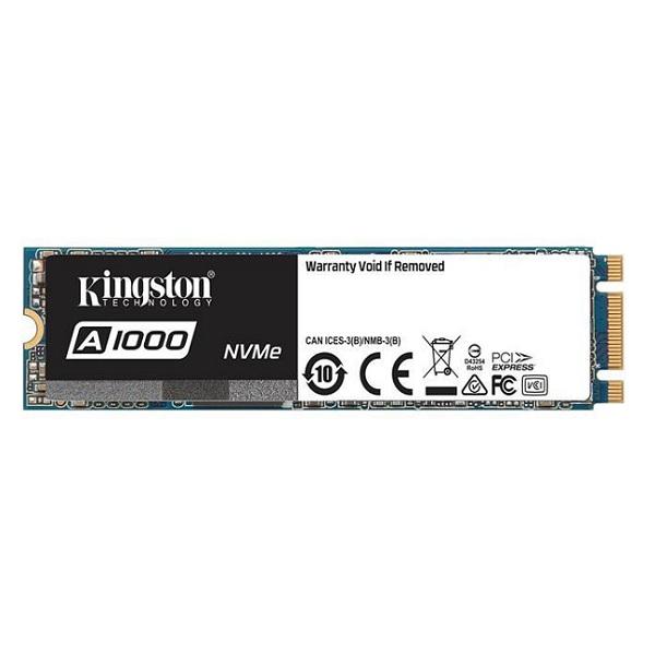 Kingston m.2 NVMe SSD